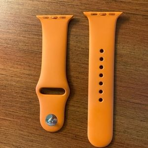 Auth Hermès Apple Watch band 38mm